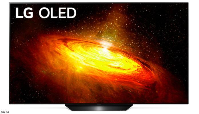 LG OLED-TV der BX-Reihe