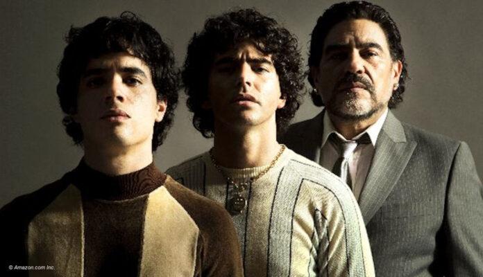 Maradona Amazon Prime Original Serie