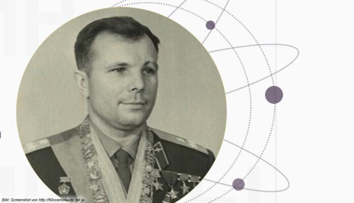 Juri Gagarin, Pionier der bemannten Raumfahrt