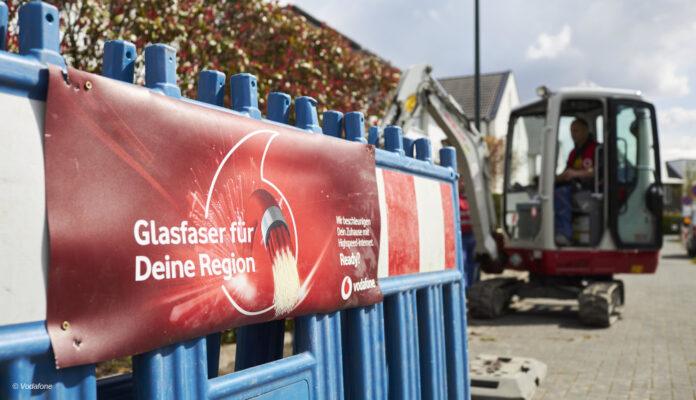 Vodafone Gigabit Ausbau