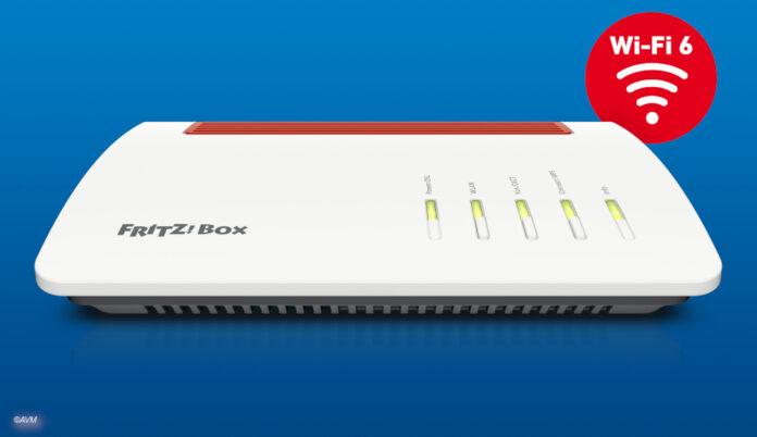 FritzBox 7590 AX