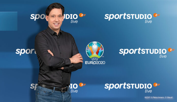 Manuel Gräfe Schiedsrichter-Experte ZDFsport