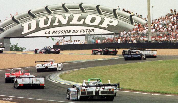 Le Mans bei Nitro