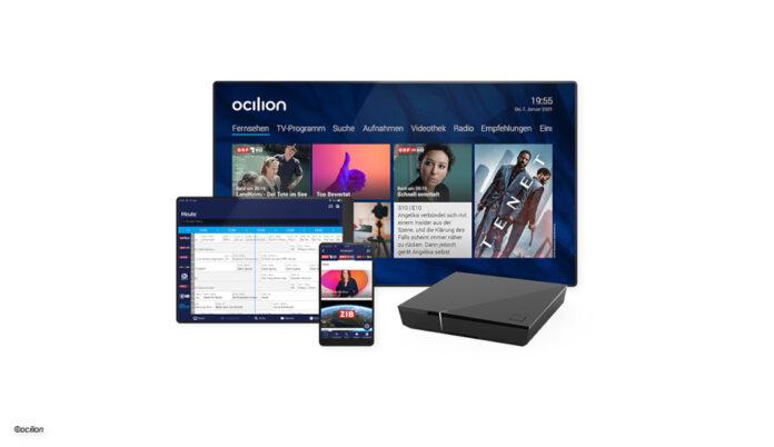 Ocilion IPTV