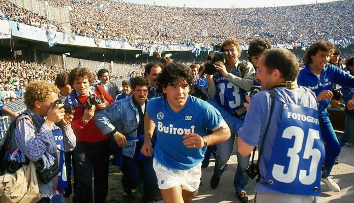 Diego Maradona Doku