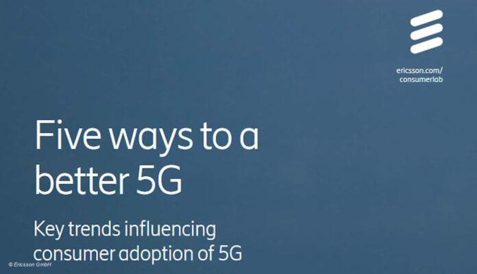Ericsson Studie 5G Five ways