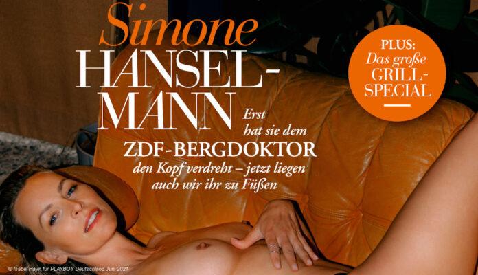 Simone Hanselmann Playboy Juni 2021