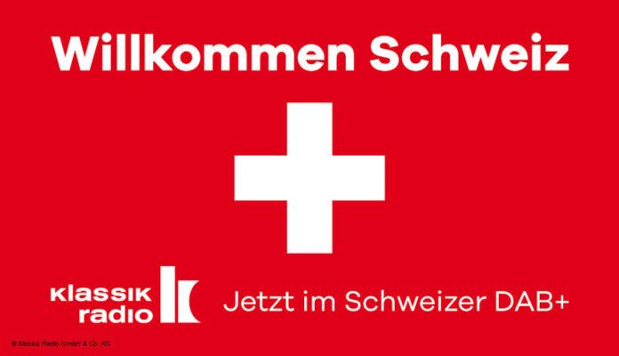 Klassik Radio jetzt auch in der Schweiz