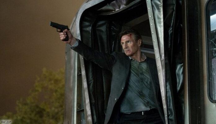 Zwei Actionfilme mit Liam Neeson im ZDF