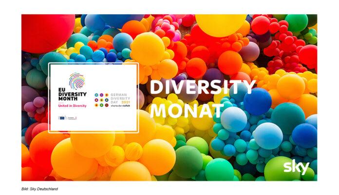 Der Diversity Month bei Sky mit Pop-up Channel und Sonderprogramm