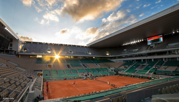 French Open Centre Court