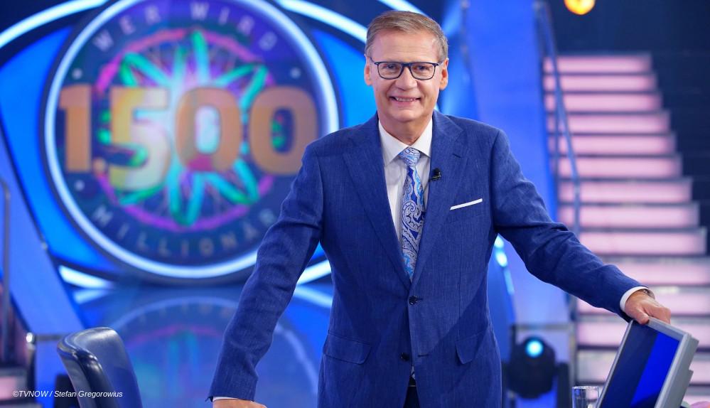 'Wer wird Millionär?' feiert heute Jubiläum zur 1500. Sendung