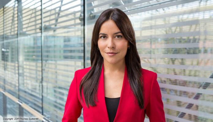 Aline Abboud vom ZDF