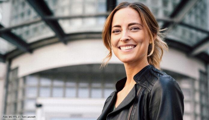 """Anna Fleischhauer bei """"RTL Aktuell"""