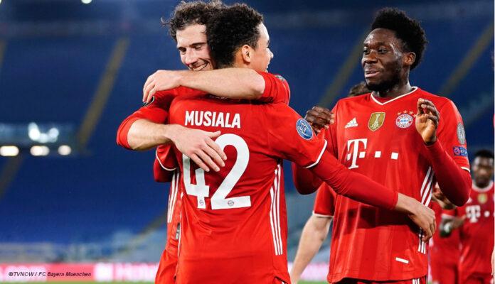 ©TVNOW / FC Bayern Muenchen