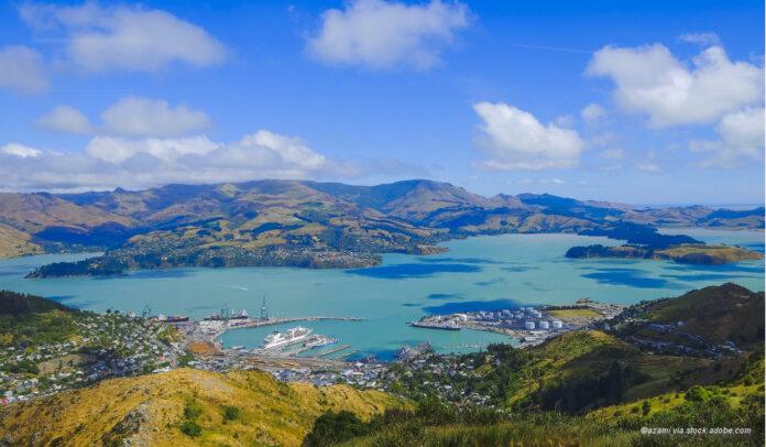 Christchurch Neuseeland, Bild: azami via stock.adobe.com
