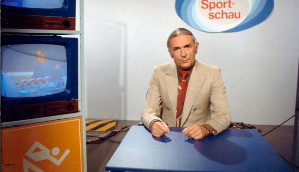 Ernst Huberty Sportschau