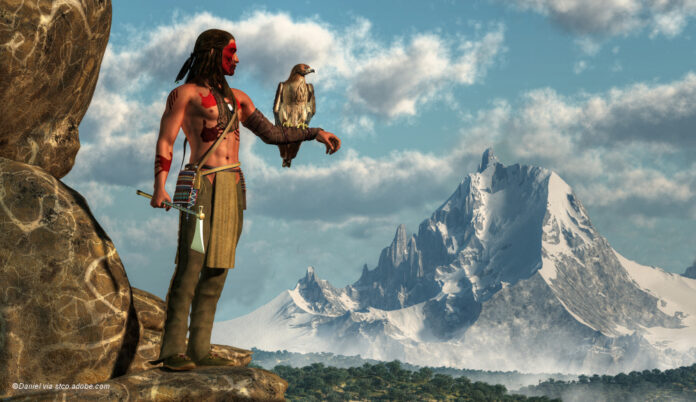 Indianer Winnetou ©Daniel via stock.adobe.com