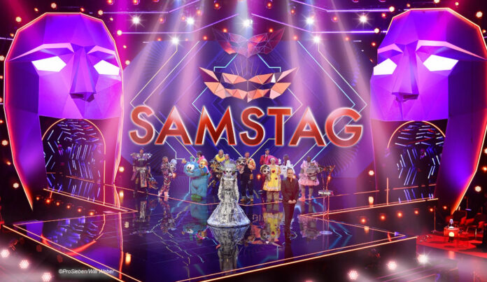 Masked Singer: Staffel 5 läuft am Samstag statt dienstags