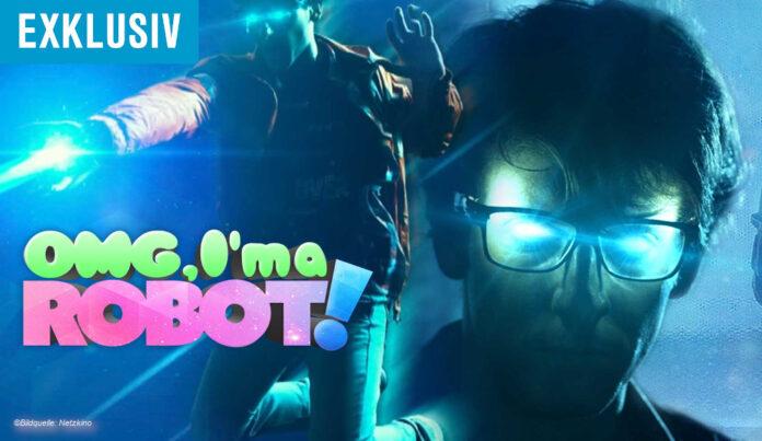 Omg I'm a Robot