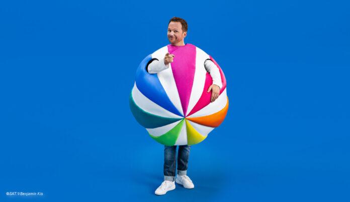 Ralf Schmitz als Sat.1-Ball