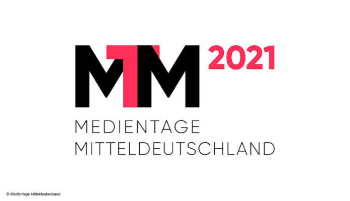 Medientage Mitteldeutschland 2021 Logo