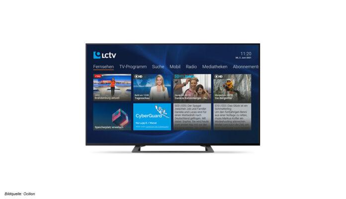 Ocilion und Lünecom bringen Norddeutschland IPTV