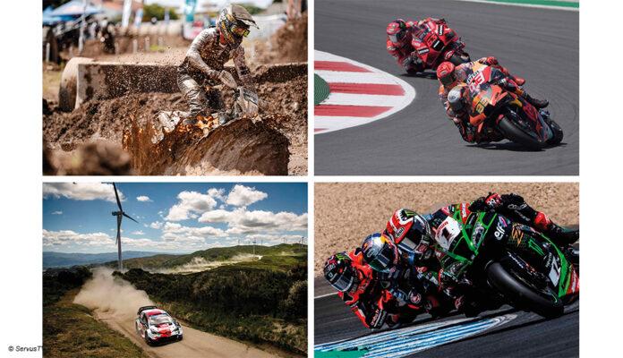 Servus TV Motorsport bei MagentaTV