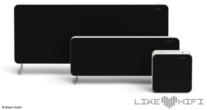 Braun Audio LE03 Multiroom-Lautsprecher