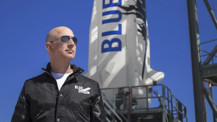 Jeff Bezos und seine Raumfahrt-Unternehmung