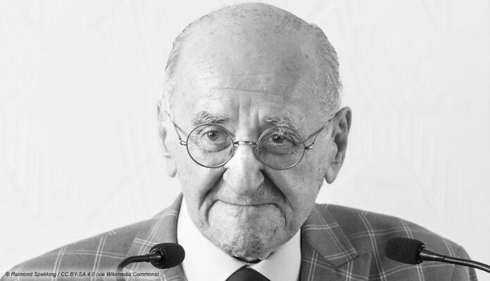 Alfred Biolek: Der Entertainer ist 87-jährig verstorben
