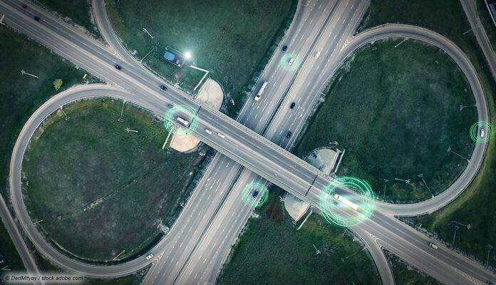 Autobahn-App des Bundes