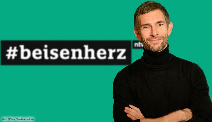 Micky Beisenherz moderiert statt #timeline künftig #beisenherz