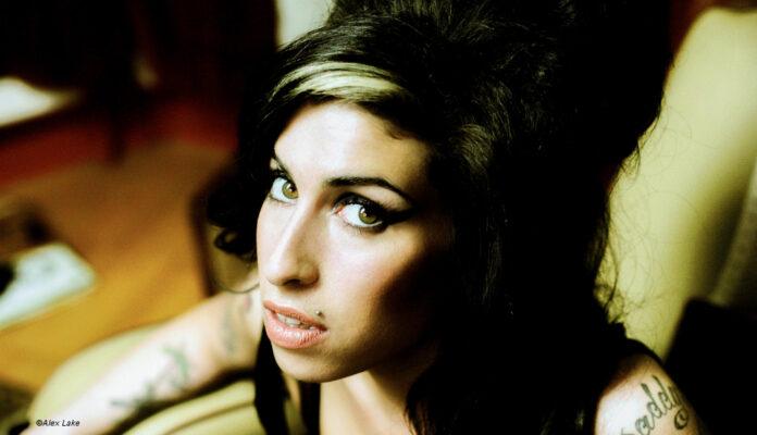 Amy Winehouse © Alex Lake