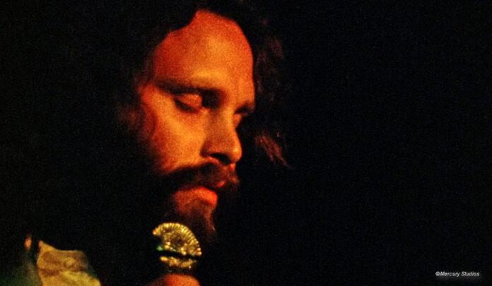 Jim Morrison © Mercury Studios