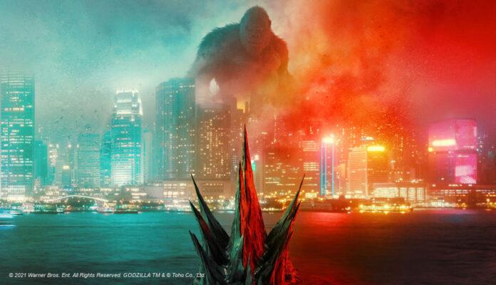 Godzilla vs. Kong bei Sky