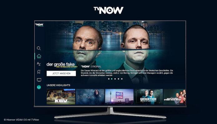 Hisense TVNow Partner