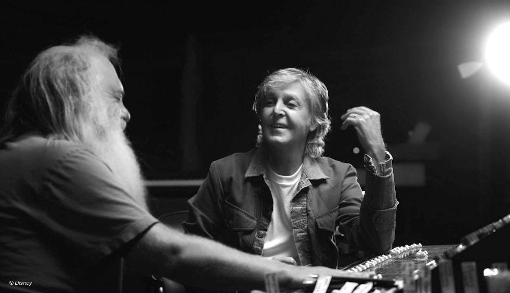 Paul McCartney Rick Rubin Disney