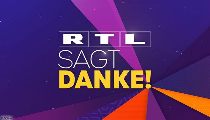 RTL sagt Danke