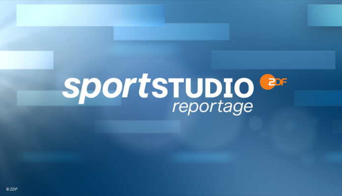 sportstudio reportage logo