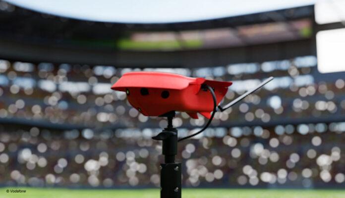 Vodafone Staige Kamera