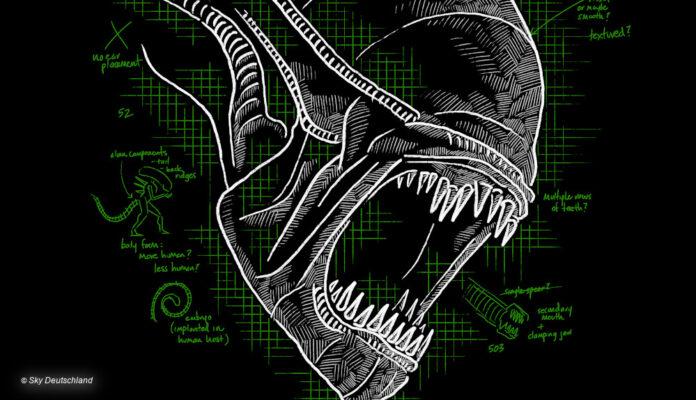 Sky Alien-Doku