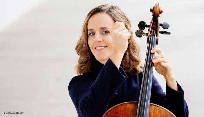 Cellistin Sol Gabetta in 3sat