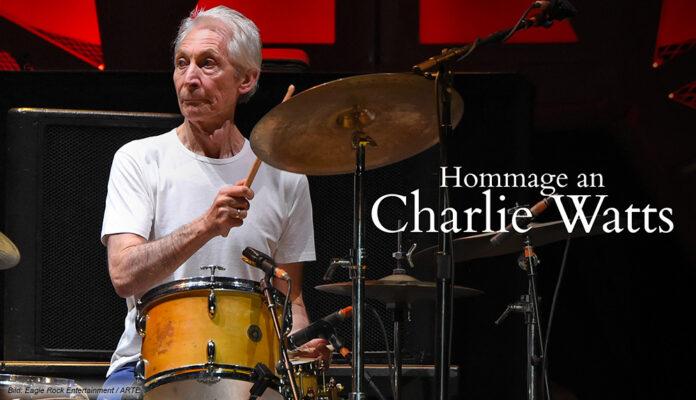 Charlie Watts: Sonderprogramm bei Arte zu Ehren von