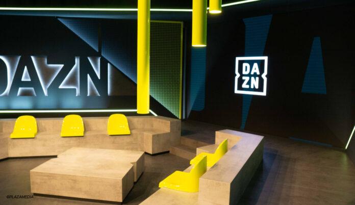 DAZN Space Plazamedia