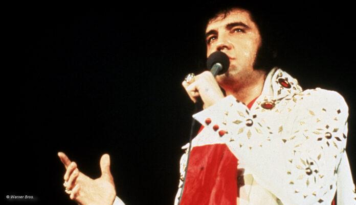 Elvis Presley © Warner Bros.