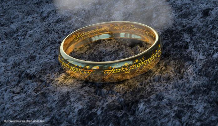 Ring aus Herr der Ringe © veraverunchik via stock.adobe.com