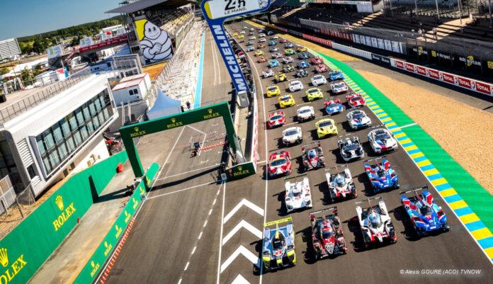 24 Stunden von Le Mans Foto: Alexis GOURE (ACO)