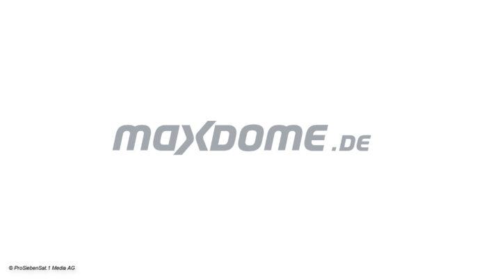 Maxdome Logo © ProSiebenSat.1 Media AG
