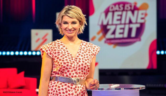 Sabine Heinrich Das ist meine Zeit WDR